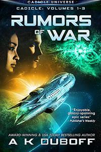 Rumors of War (Cadicle Book 1): An Epic Space Opera Series