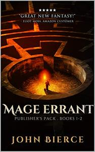 Mage Errant: Publisher's Pack, Book 1-2