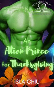 An Alien Prince for Thanksgiving