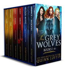 The Grey Wolves Series Books 1-6