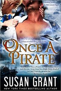 Once a Pirate: a time travel romance