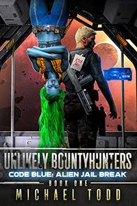 Code Blue: Alien Jail Break