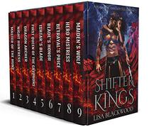 Shifter Kings: A Romantic Fantasy Collection