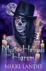 Black Magic Voodoo: A Paranormal Reverse Harem Romance