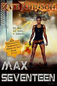 Max Seventeen: Paranormal RoNA winner 2017