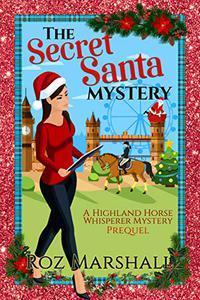 The Secret Santa Mystery: A Christmas Cozy