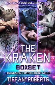 The Kraken Series Boxset One: A Sci-fi Alien Romance Series Books 1-3 with Bonus Exclusive Short Story