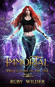 Immortal: Reverse Harem Paranormal Romance