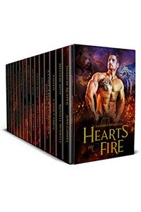 Hearts on Fire: A Charity Anthology