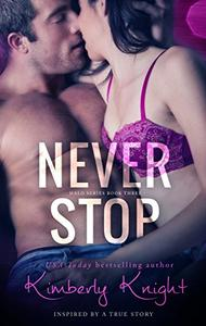 Never Stop: An Emotional Blended Family Romance