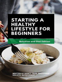 Starting a Healthy Lifestyle for Beginners