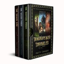 Dragonspeaker Chronicles Books 1-3