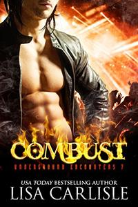 Combust: a vampire and firefighter paranormal romance