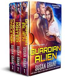 OtherWorldly Men: the trilogy: a Sci-Fi Alien Romance Box Set