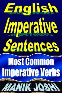 English Imperative Sentences: Most Common Imperative Verbs