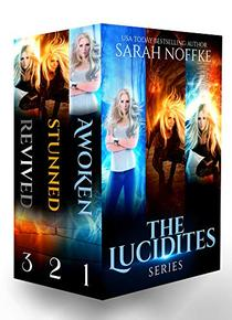 The Lucidites Series, Complete Boxed Set: A YA Science Fiction Fantasy Adventure