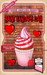 Saint Vandal's Day: A Humorous Culinary Cozy Mystery Short Read