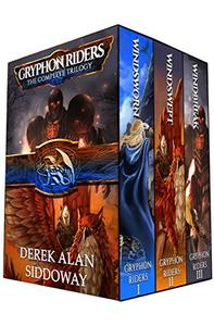 Gryphon Riders Trilogy Boxed Set: