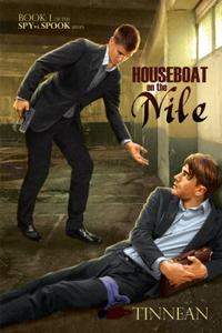 Houseboat on the Nile