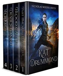 The Kat Drummond Collection Box-Set: An Action Urban Fantasy Series