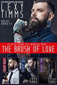The Brush of Love Box Set Books #1-3