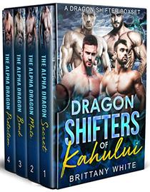 Dragon Shifters of Kahului: A Dragon Shifter Boxset