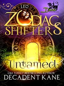 Untamed : A Zodiac Shifters Paranormal Romance: Leo