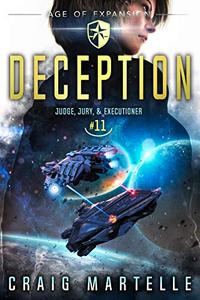 Deception: A Space Opera Adventure Legal Thriller