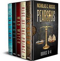 Pearseus Bundle: The Complete Pearseus Sci-fi/Fantasy Series