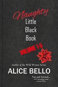 Naughty Little Black Book: Volume 1-5