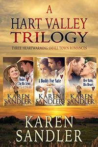 A Hart Valley Trilogy: Three Heartwarming Small Town Romances