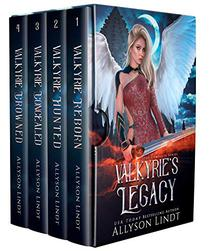 Valkyrie's Legacy: A Complete Reverse Harem Series