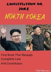 Constitution Or Joke North Korea