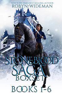 Stoneblood Saga Boxset: Books 1-6