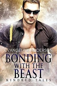 Bonding With the Beast: a Kindred Tales novella: (Alien Warrior BBW Science Fiction Single Mother Romance)