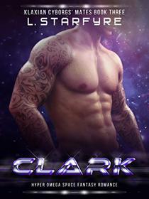 Clark: Hyper Omega Space Fantasy Romance
