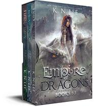 Empire of Dragons Three Book Boxed Set: A Norse Mythology Fairy Tale Collection: Fallen Empire, Reign of Magic, Fire and Fury