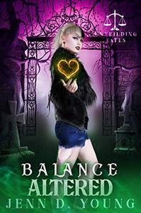 Balance Altered: An Unyielding Fates Novel