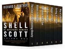 Shell Scott PI Mystery Series, Volume One
