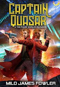 The Phaze-Worlds Dilemma: A Funny Sci-fi Space Adventure