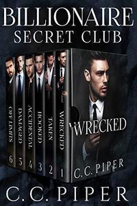 Billionaire Secret Club: Books 1 - 6
