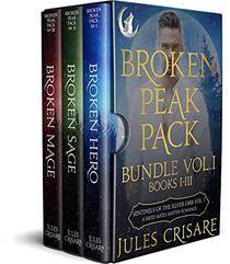 Broken Peak Pack Bundle: A Fated Mates Paranormal Shape Shifter Romance