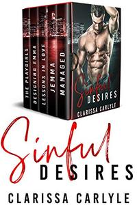 Sinful Desires: 5 New Adult Romance Stories