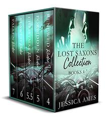 Lost Saxons Collection 4-7