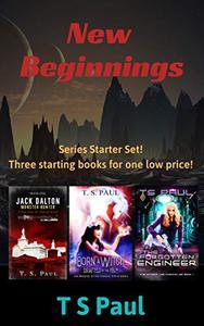 New Beginnings: Series Starter Set