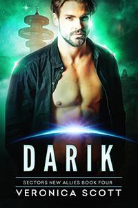 Darik: A Badari Warriors SciFi Romance Novel
