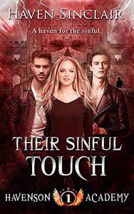 Their Sinful Touch: Paranormal Reverse Harem