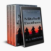 Mitchell Brothers: Mail Order Brides Complete Series Box Set