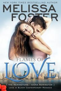 Flames of Love (Firefighter Romance)