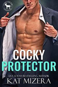 Cocky Protector: A Hero Club Novel